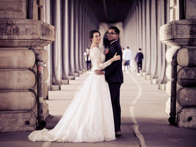Le mariage de Ziyad et Clémence à Paris, Paris 42