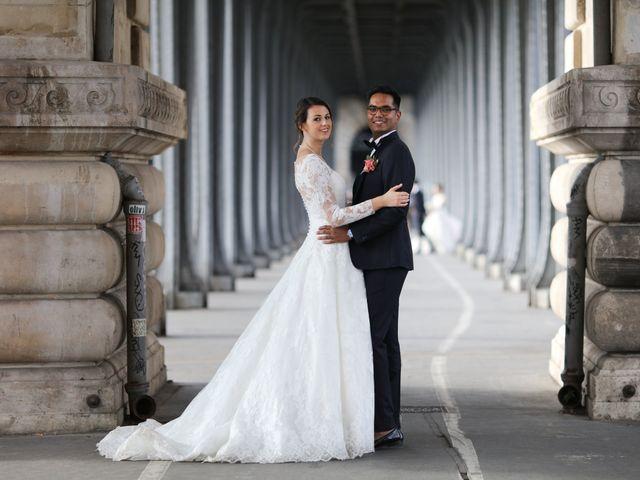 Le mariage de Ziyad et Clémence à Paris, Paris 43