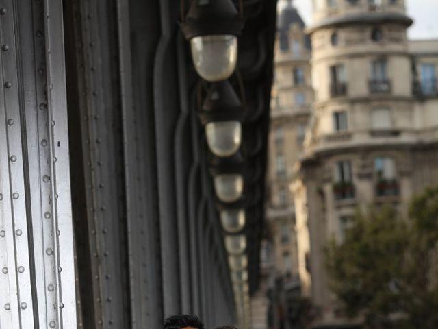 Le mariage de Ziyad et Clémence à Paris, Paris 46
