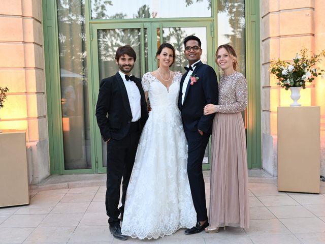 Le mariage de Ziyad et Clémence à Paris, Paris 62