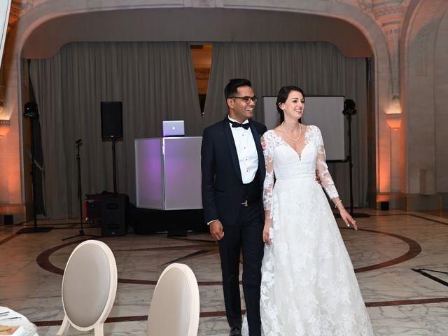 Le mariage de Ziyad et Clémence à Paris, Paris 63