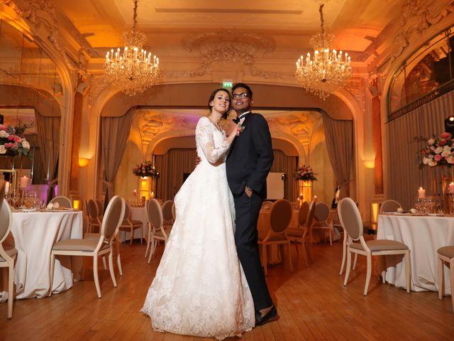 Le mariage de Clémence et Ziyad