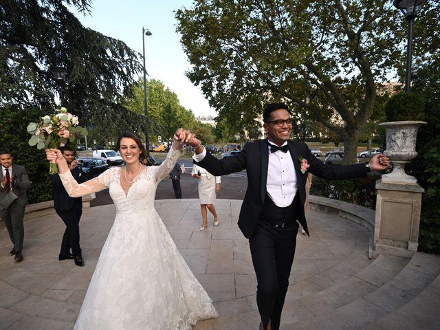 Le mariage de Ziyad et Clémence à Paris, Paris 73