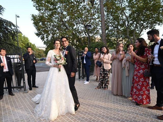 Le mariage de Ziyad et Clémence à Paris, Paris 74