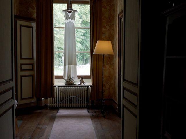 Le mariage de Cyril et Fabienne à Thuré, Vienne 2
