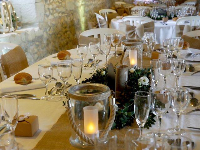 Le mariage de Cyril et Fabienne à Thuré, Vienne 20