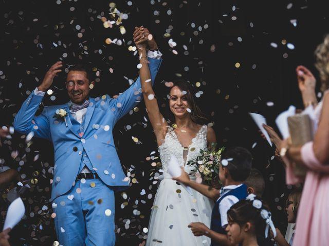 Le mariage de Christelle et Romain