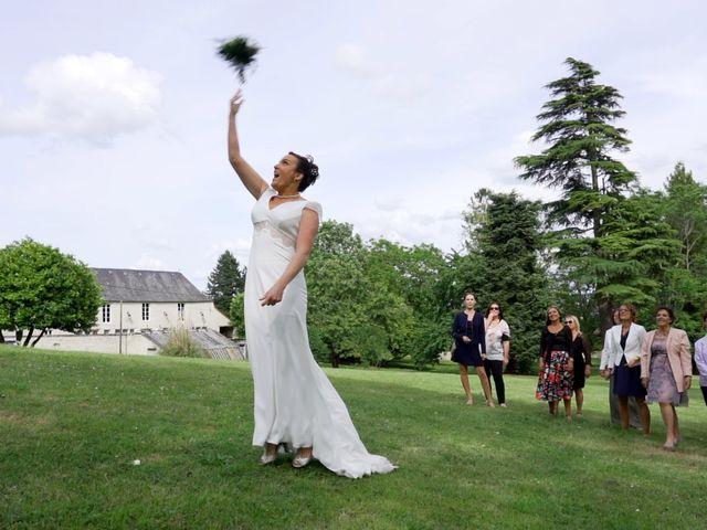 Le mariage de Cyril et Fabienne à Thuré, Vienne 22