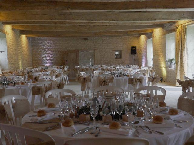 Le mariage de Cyril et Fabienne à Thuré, Vienne 26