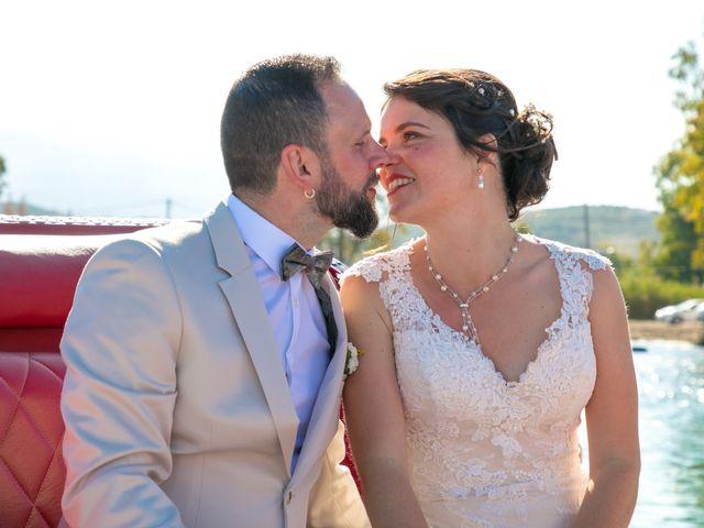 Le mariage de Vincent et Audrey à Toulon, Var 34