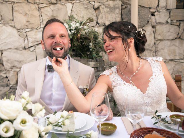 Le mariage de Vincent et Audrey à Toulon, Var 91