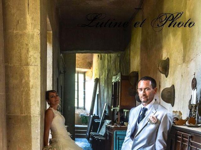 Le mariage de Matthieu et Christelle à Albine, Tarn 4