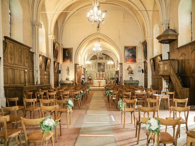 Le mariage de Clément et Marie à Neauphle-le-Château, Yvelines 2
