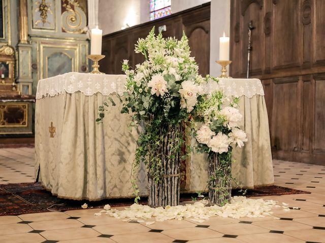 Le mariage de Clément et Marie à Neauphle-le-Château, Yvelines 3