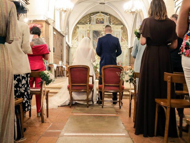 Le mariage de Clément et Marie à Neauphle-le-Château, Yvelines 11