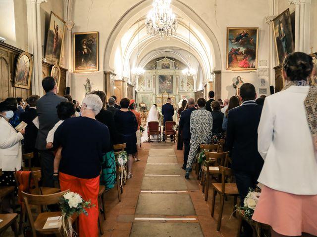 Le mariage de Clément et Marie à Neauphle-le-Château, Yvelines 17