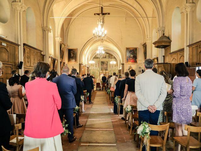 Le mariage de Clément et Marie à Neauphle-le-Château, Yvelines 39
