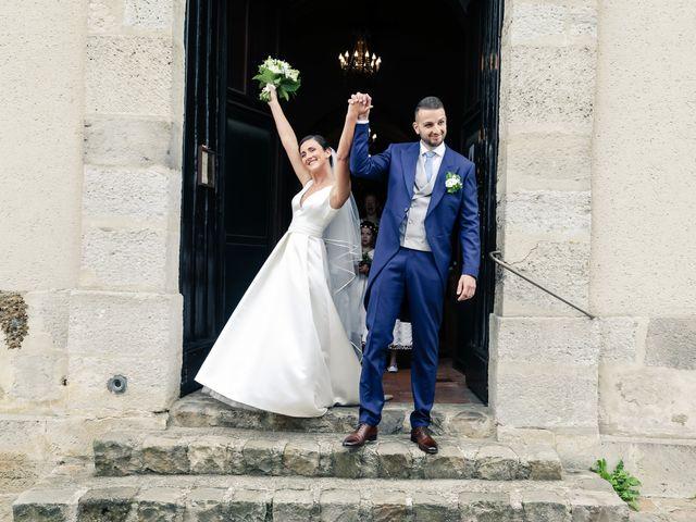 Le mariage de Clément et Marie à Neauphle-le-Château, Yvelines 50