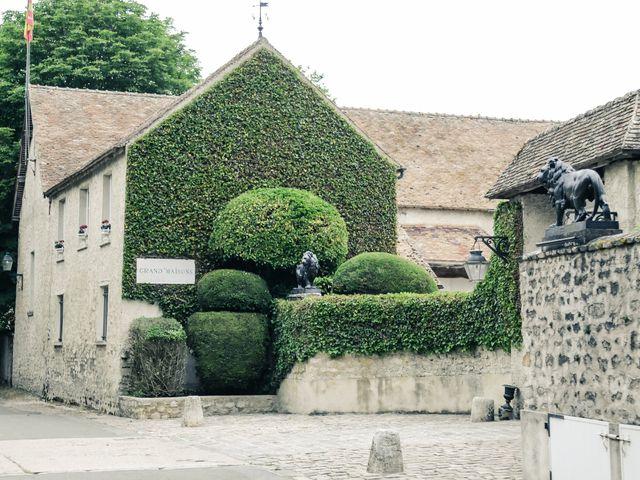 Le mariage de Clément et Marie à Neauphle-le-Château, Yvelines 54