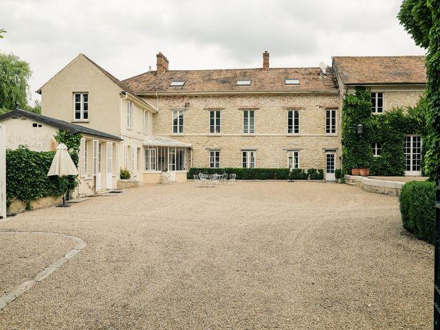 Le mariage de Clément et Marie à Neauphle-le-Château, Yvelines 55