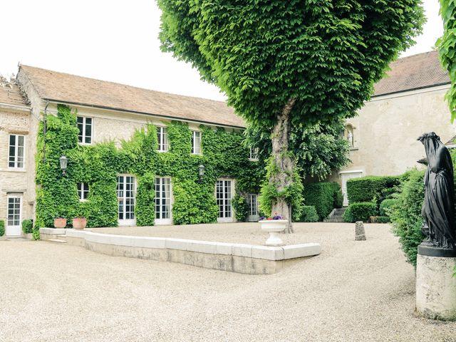 Le mariage de Clément et Marie à Neauphle-le-Château, Yvelines 56