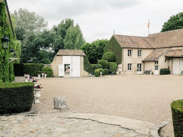 Le mariage de Clément et Marie à Neauphle-le-Château, Yvelines 71