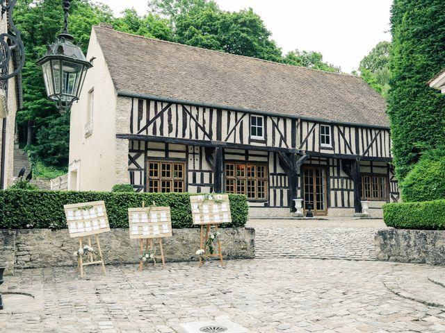 Le mariage de Clément et Marie à Neauphle-le-Château, Yvelines 73
