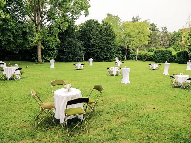 Le mariage de Clément et Marie à Neauphle-le-Château, Yvelines 75