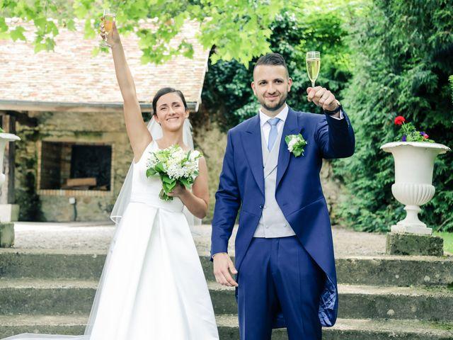 Le mariage de Clément et Marie à Neauphle-le-Château, Yvelines 77
