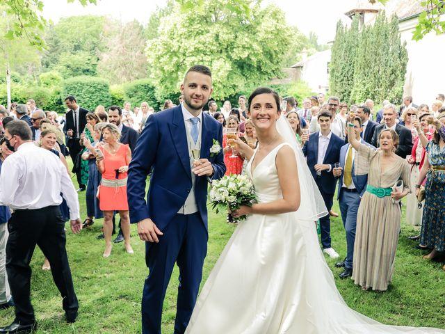 Le mariage de Clément et Marie à Neauphle-le-Château, Yvelines 78