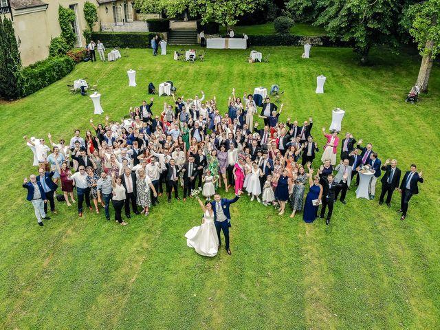 Le mariage de Clément et Marie à Neauphle-le-Château, Yvelines 83