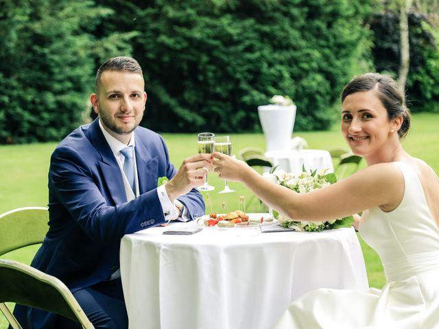 Le mariage de Clément et Marie à Neauphle-le-Château, Yvelines 85