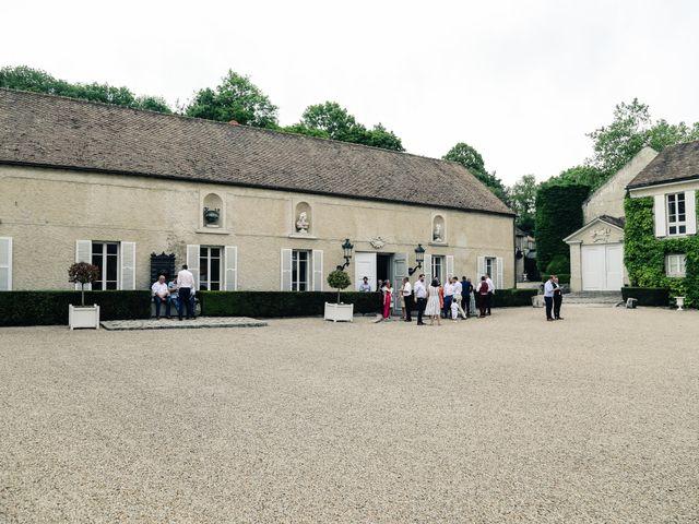 Le mariage de Clément et Marie à Neauphle-le-Château, Yvelines 95