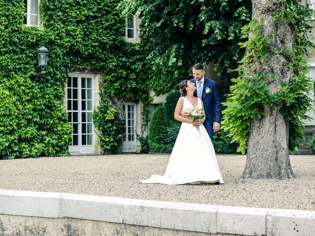 Le mariage de Clément et Marie à Neauphle-le-Château, Yvelines 107