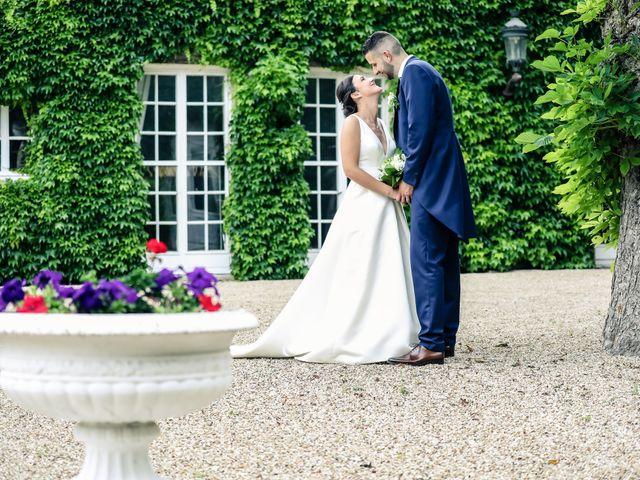 Le mariage de Clément et Marie à Neauphle-le-Château, Yvelines 110