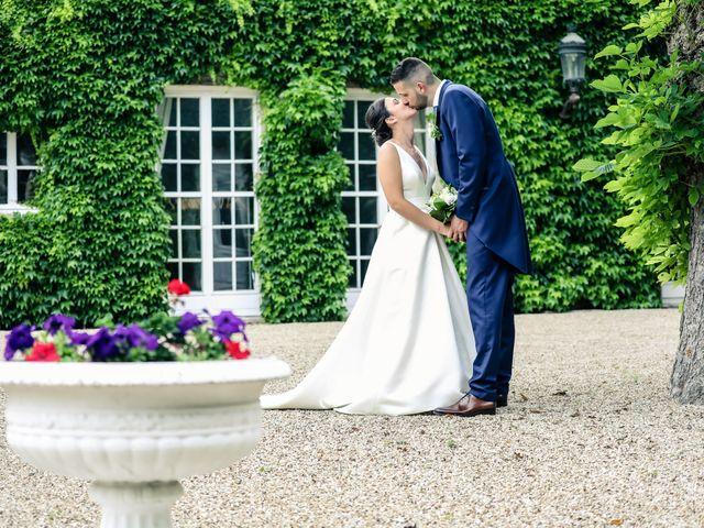 Le mariage de Clément et Marie à Neauphle-le-Château, Yvelines 111