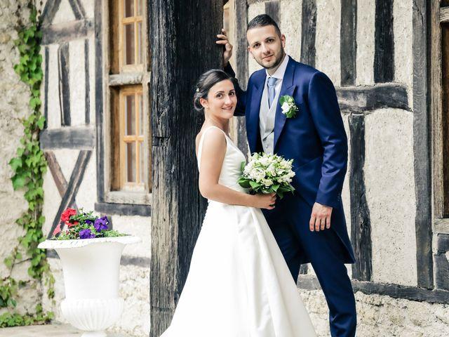 Le mariage de Clément et Marie à Neauphle-le-Château, Yvelines 119