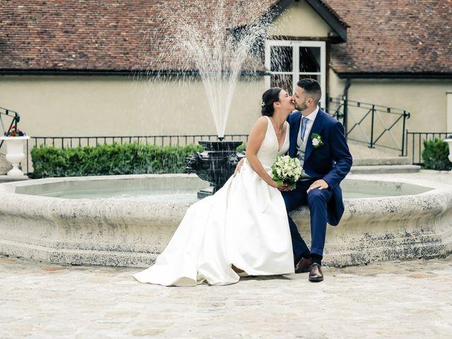 Le mariage de Clément et Marie à Neauphle-le-Château, Yvelines 122