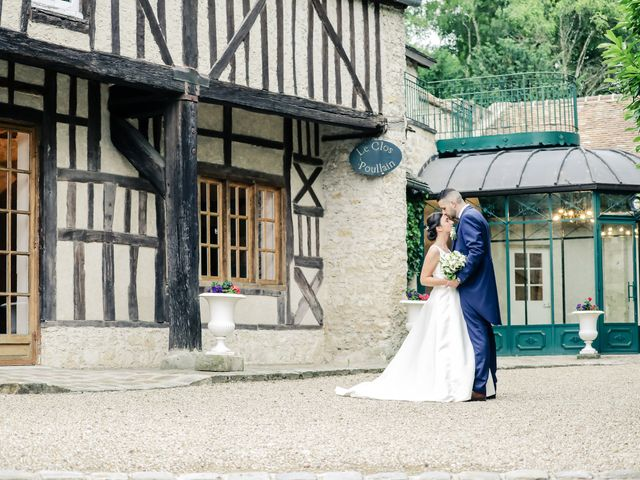 Le mariage de Clément et Marie à Neauphle-le-Château, Yvelines 126