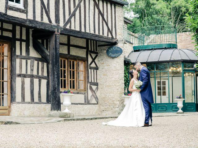 Le mariage de Clément et Marie à Neauphle-le-Château, Yvelines 127