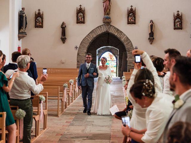 Le mariage de Frédéric et Elodie à Cordes-Sur-Ciel, Tarn 17