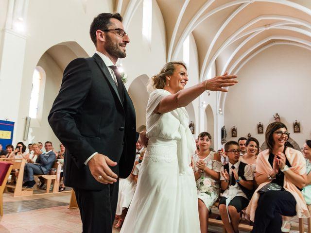 Le mariage de Frédéric et Elodie à Cordes-Sur-Ciel, Tarn 20