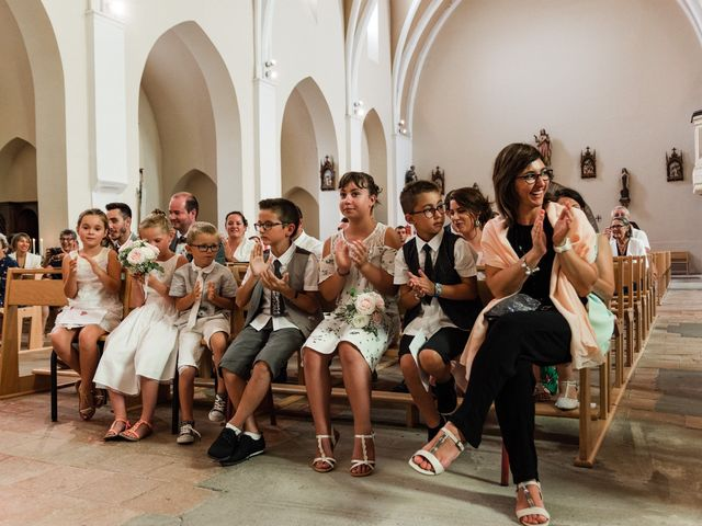 Le mariage de Frédéric et Elodie à Cordes-Sur-Ciel, Tarn 21