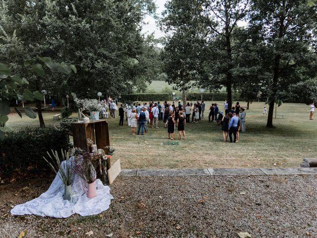 Le mariage de Frédéric et Elodie à Cordes-Sur-Ciel, Tarn 23