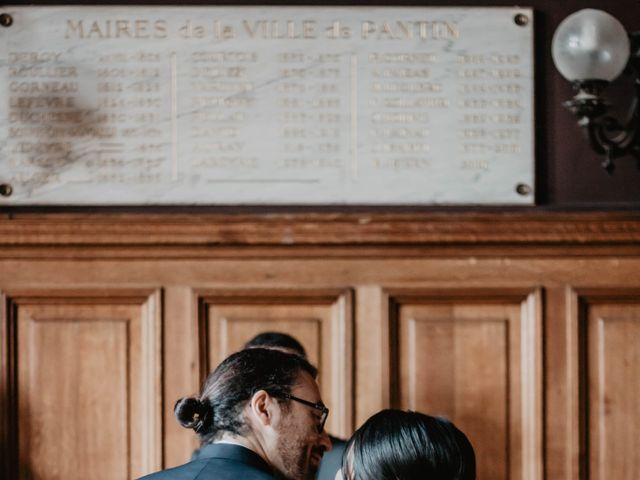 Le mariage de Vania et Bruno à Paris, Paris 3