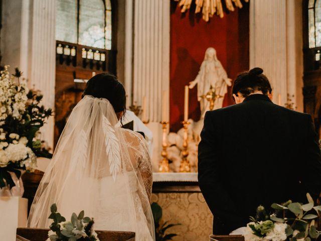 Le mariage de Vania et Bruno à Paris, Paris 7