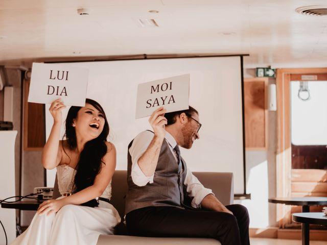 Le mariage de Bruno et Vania