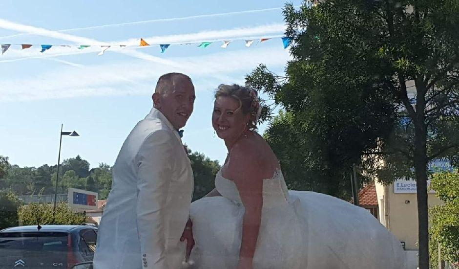 Le mariage de Fred et Gwenaelle à La Tour-du-Pin, Isère