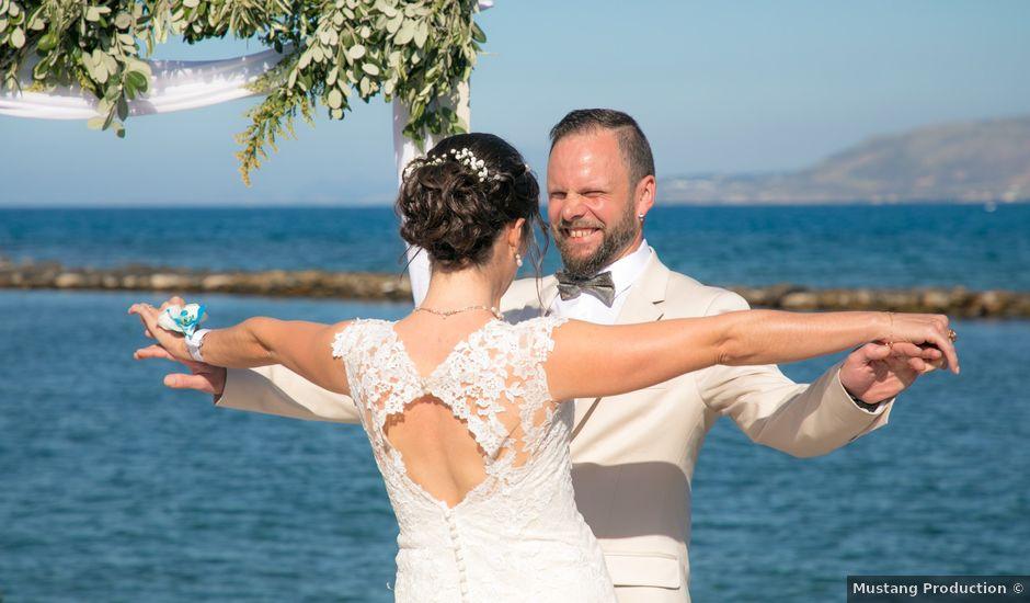 Le mariage de Vincent et Audrey à Toulon, Var