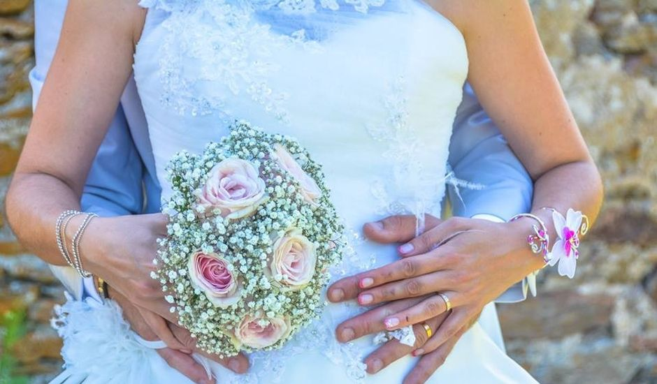 Le mariage de Matthieu et Christelle à Albine, Tarn